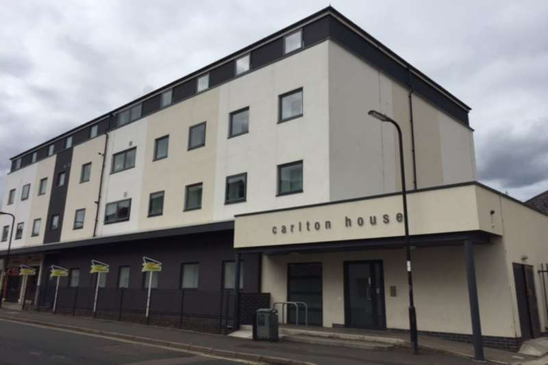 4 Bedrooms Flat for rent in Carlton Place, Southampton, SO15