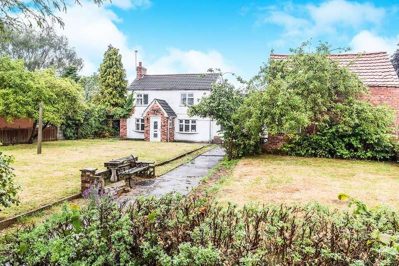 2 Bedrooms Detached House for sale in Chapel Lane, Finningley, Doncaster, DN9