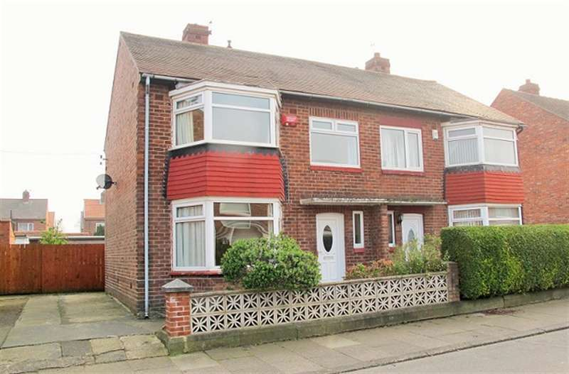 3 Bedrooms Semi Detached House for sale in Westminster Road, Linthorpe, Middlesbrough, TS5 6NE