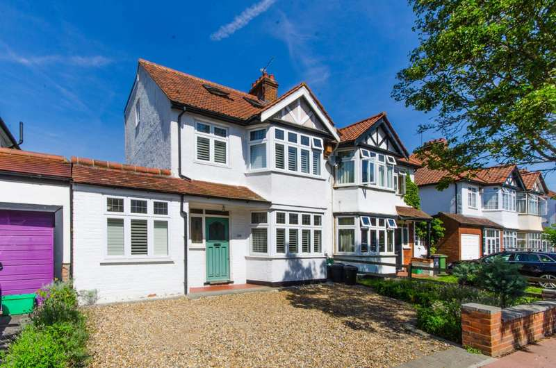 5 Bedrooms House for sale in Forster Road, Beckenham, BR3