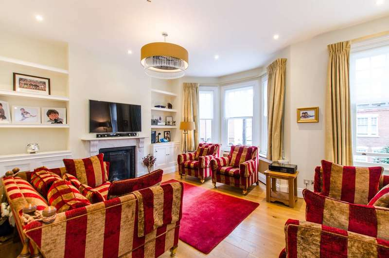 4 Bedrooms Flat for sale in Kersley Street, Battersea Park, SW11