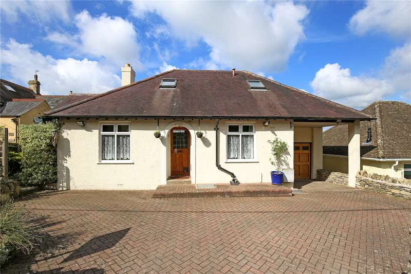 3 Bedrooms Detached House for sale in Westward Rise, 50 Kingscourt Lane, Stroud, Glos, GL5