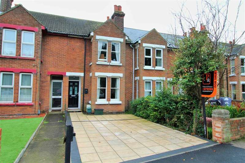 3 Bedrooms Terraced House for sale in Recreation Road, New Town, Colchester