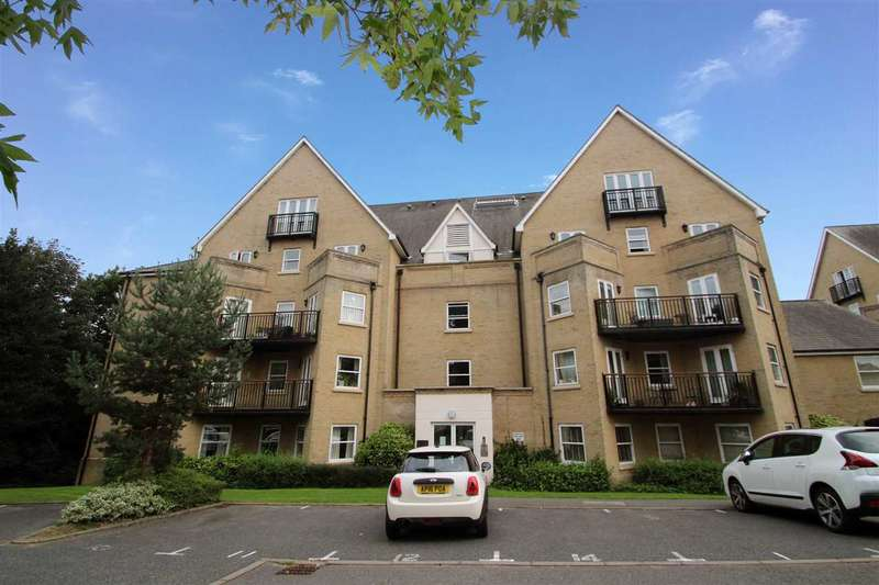 2 Bedrooms Apartment Flat for sale in Padua House, 37 St. Marys Road, Ipswich