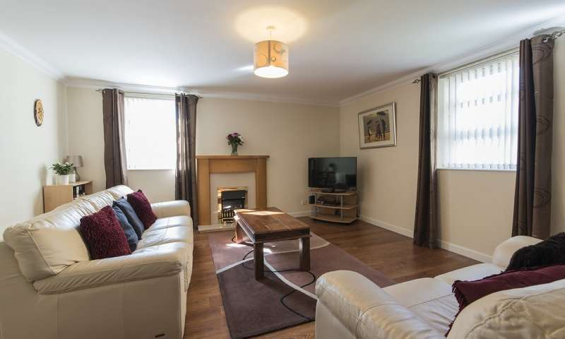 2 Bedrooms Ground Flat for sale in Westerncross, Aberdeen, AB15 4ST
