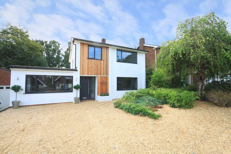 4 Bedrooms Detached House for sale in Bassett