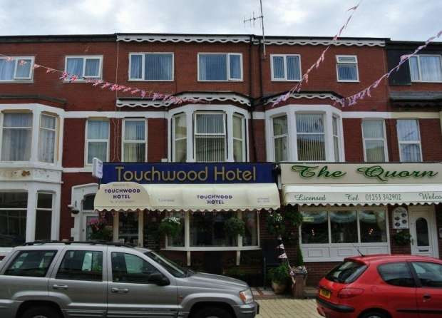 7 Bedrooms Hotel Gust House for sale in St Chads Road South Shore Blackpool