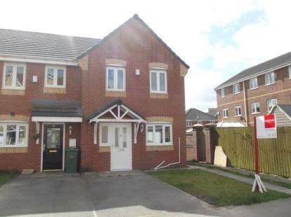 3 Bedrooms End Of Terrace House for sale in Chillerton Way, Wingate, Durham, TS28