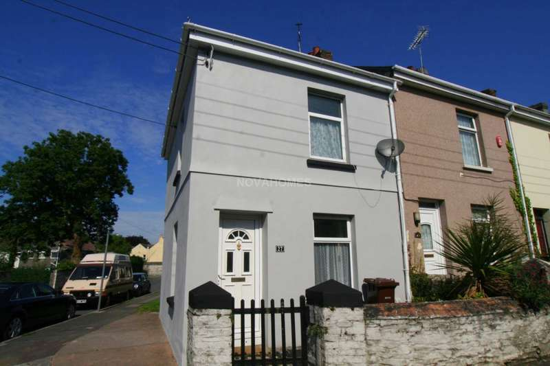 2 Bedrooms End Of Terrace House for rent in Butt Park Road, Honicknowle
