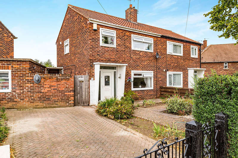 3 Bedrooms Semi Detached House for sale in Broachgate, Scawthorpe, Doncaster, DN5