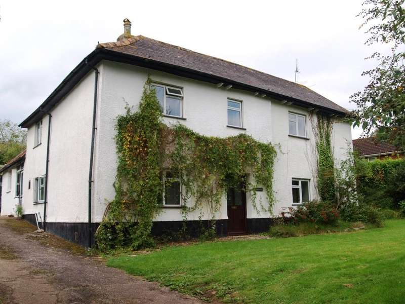 5 Bedrooms Detached House for sale in Tipton St John
