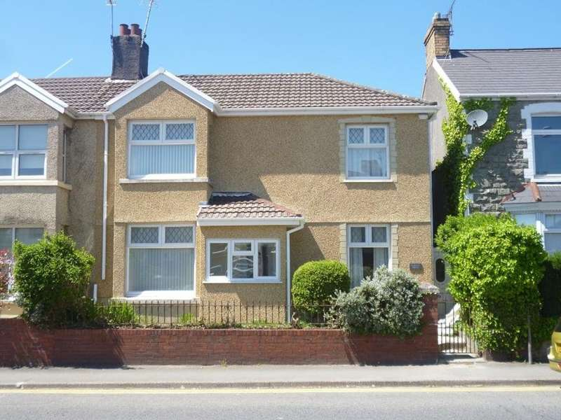 4 Bedrooms Semi Detached House for sale in Marlow House, Coity Road, Bridgend, Bridgend County Borough, CF31 1LU