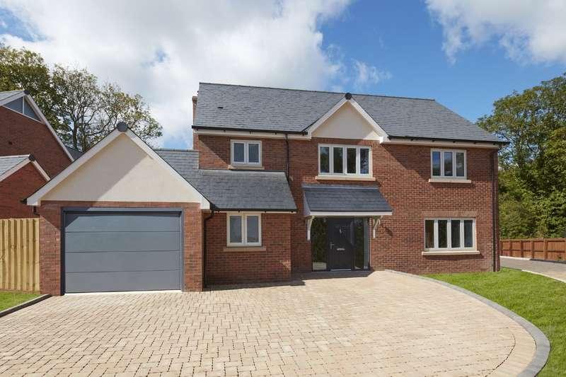 4 Bedrooms Detached House for sale in Plot 1 Burrard Park