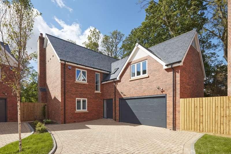5 Bedrooms Detached House for sale in Plot 3 Burrard Park