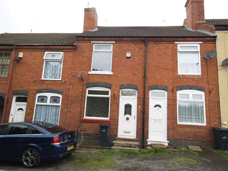 2 Bedrooms Terraced House for sale in Stanhope Street, Dudley