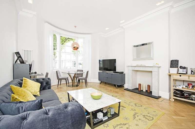 1 Bedroom Flat for sale in Westbourne Terrace Road, Little Venice, W2