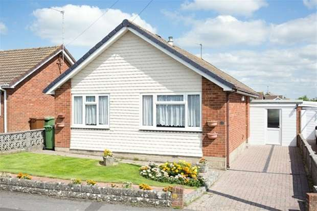 2 Bedrooms Detached Bungalow for sale in Champneys Road, Frome