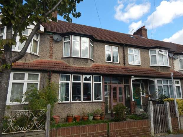 3 Bedrooms Terraced House for sale in Chartham Road, South Norwood, London