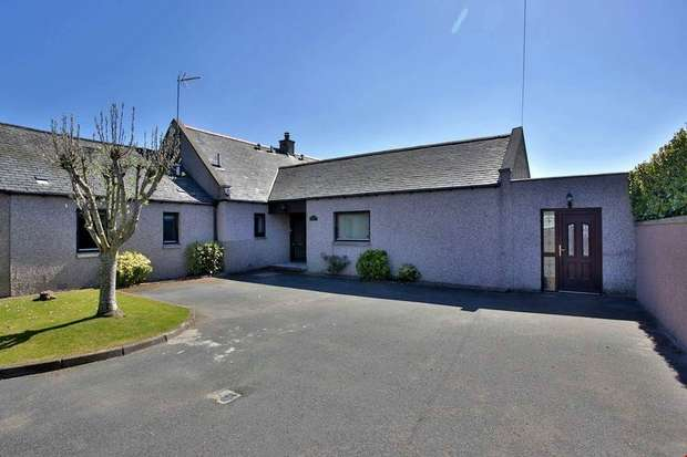 4 Bedrooms Semi Detached House for sale in Whitecairns, Aberdeen