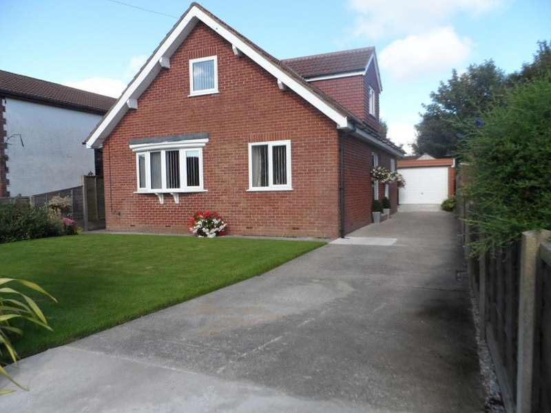 4 Bedrooms Detached House for sale in Rosslyn Avenue, Preesall, FY6 0HE