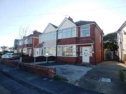 3 Bedrooms Semi Detached House for sale in Buckley Crescent, Thornton-Cleveleys, Lancashire, United Kingdom, FY5