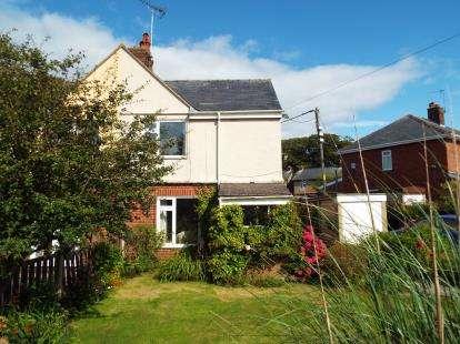 3 Bedrooms Semi Detached House for sale in Maes Glyndwr, Treuddyn, Mold, Flintshire, CH7