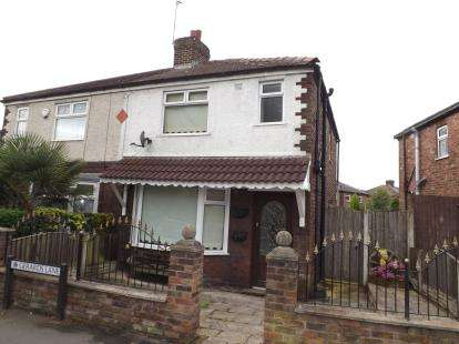 3 Bedrooms Semi Detached House for sale in Gerards Lane, St. Helens, Merseyside, WA9