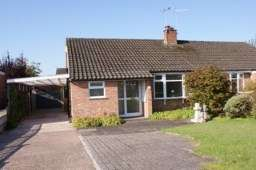2 Bedrooms Bungalow for sale in Hind Heath Road, Wheelock, Sandbach, Cheshire