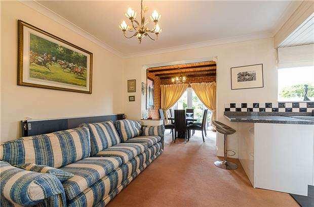 3 Bedrooms Semi Detached House for sale in Gander Green Lane, SUTTON, Surrey, SM1 2HD