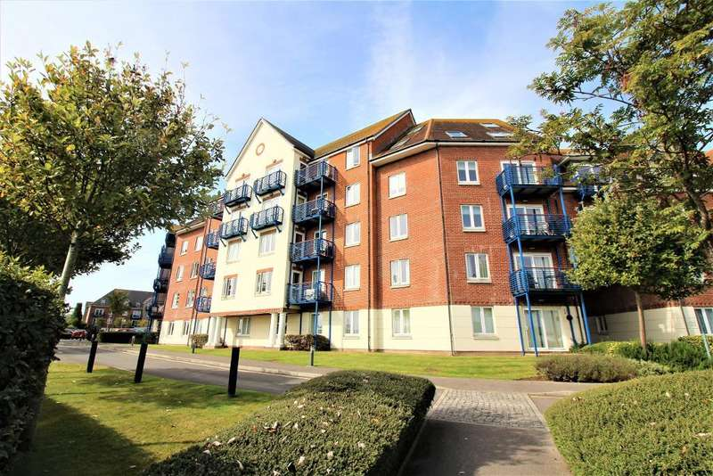 2 Bedrooms Apartment Flat for sale in Corscombe Close, Weymouth, Dorset, DT4 0UB
