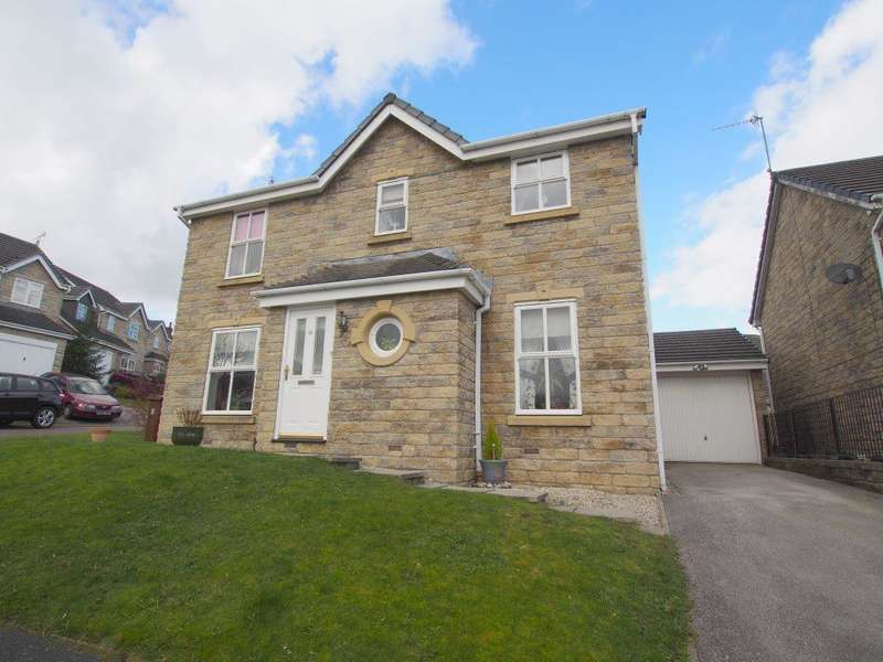 3 Bedrooms Detached House for sale in South Head Drive, Chapel-en-le-Frith, High Peak, Derbyshire, SK23 0HU