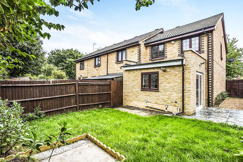 3 Bedrooms Property for sale in Tarragon Close, London, SE14