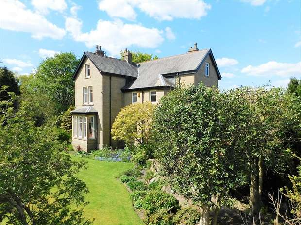 6 Bedrooms Detached House for sale in Sleningford Road, Nab Wood, Shipley