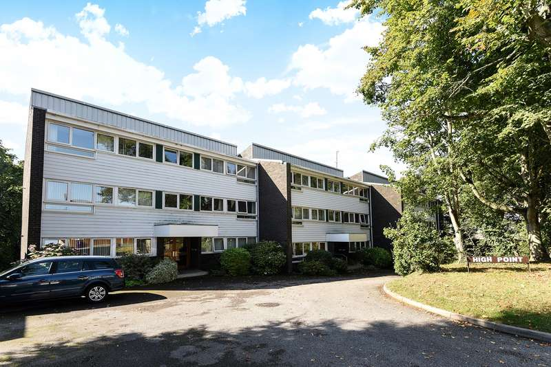 2 Bedrooms Apartment Flat for sale in Pirton Road, Hitchin, SG5