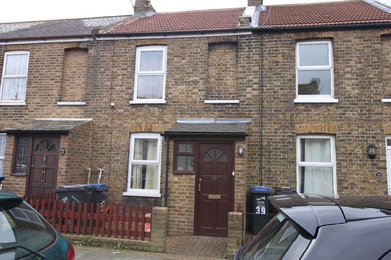 2 Bedrooms Terraced House for sale in Milton Avenue