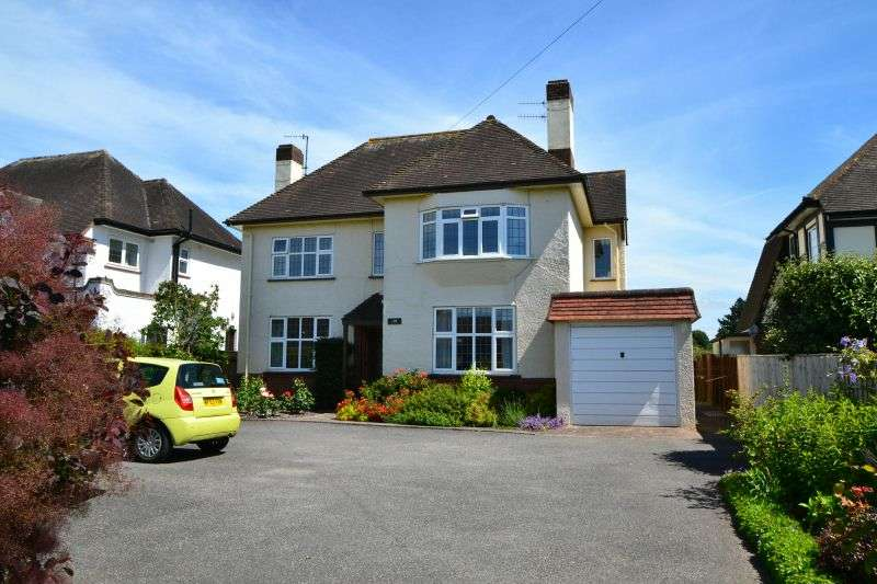 4 Bedrooms Detached House for sale in TOPSHAM ROAD, EXETER, DEVON