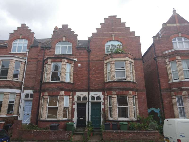 2 Bedrooms Apartment Flat for sale in CENTRAL EXETER