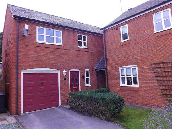 3 Bedrooms Detached House for sale in Kings Mews, Eckington, Sheffield