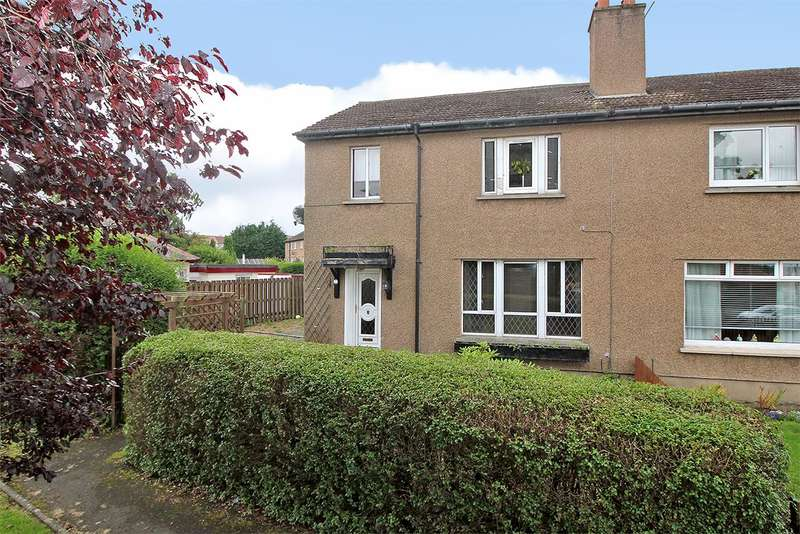 3 Bedrooms Semi Detached House for sale in Woodburn Crescent, Bonnybridge