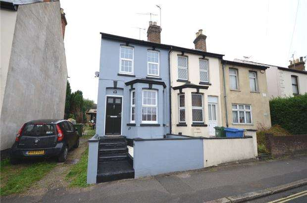2 Bedrooms End Of Terrace House for sale in Ash Road, Aldershot, Hampshire