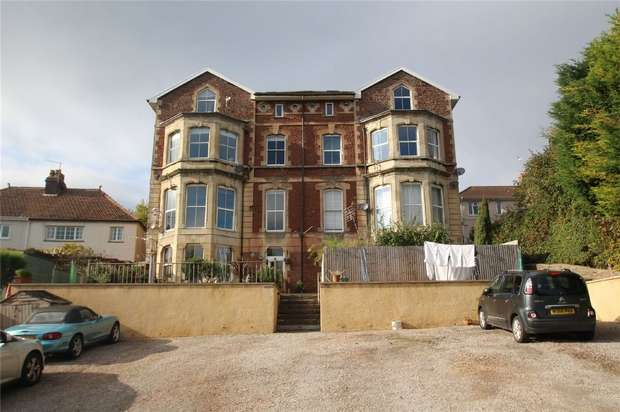 2 Bedrooms Flat for sale in 46 South Road, Portishead, Bristol