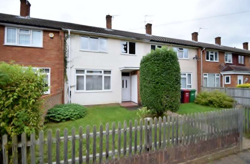 3 Bedrooms Semi Detached House for sale in Goodwin Road, Slough, SL2