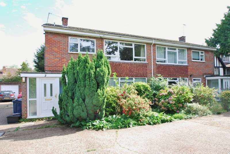 2 Bedrooms Maisonette Flat for sale in Beech Court, Chesham Road, Amersham, HP6