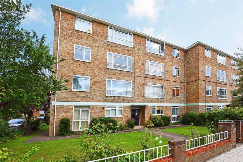 2 Bedrooms Apartment Flat for sale in Kent Lodge, Inner Park Road, Southfields