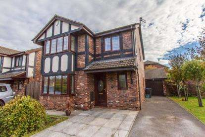4 Bedrooms Detached House for sale in Cardinal Place, Thornton-Cleveleys, FY5