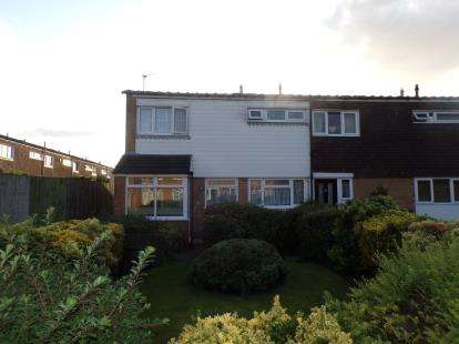 3 Bedrooms End Of Terrace House for sale in Broadmeadow Close, Kings Norton, Birmingham, West Midlands