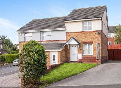 2 Bedrooms Semi Detached House for sale in Paignton, Devon, .