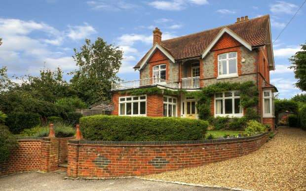 5 Bedrooms Detached House for sale in Hollow Lane,, Shinfield, Reading