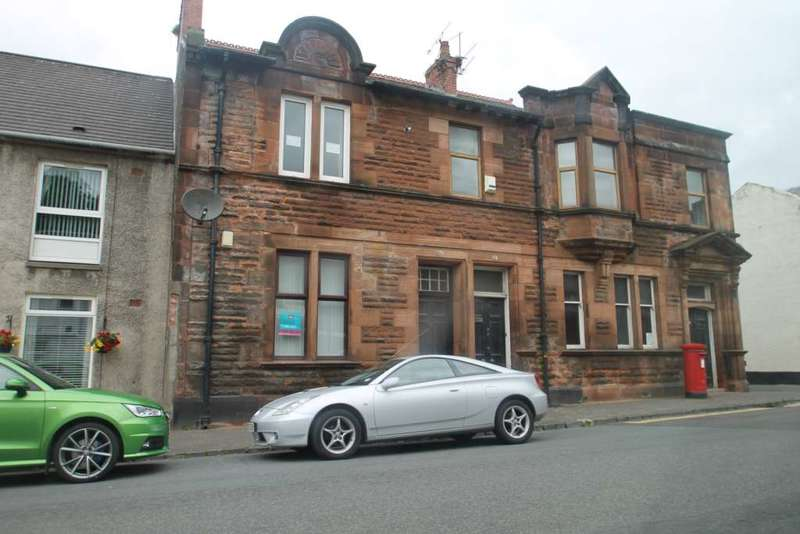 1 Bedroom Flat for rent in Brown Street, Newmilns