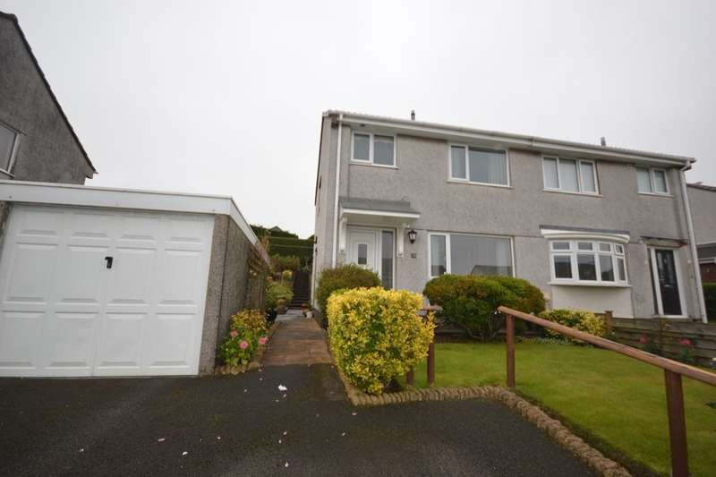 3 Bedrooms Semi Detached House for sale in Springfield Avenue, Whitehaven, CA28